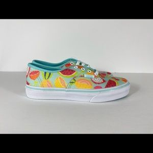 Vans Shoes - Vans Authentic Glitter Fruits Sneakers